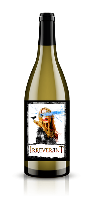 Irreverent Viognier Washington Wine Bottle