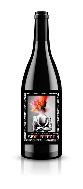 Side Effect Syrah Washington Wine Bottle